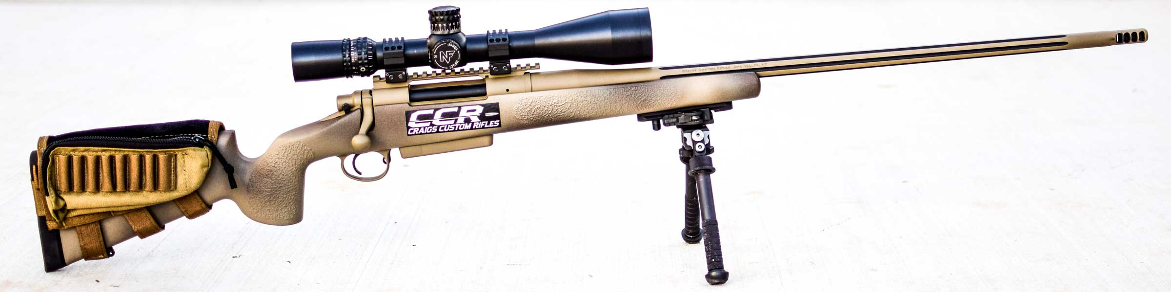 Gallery| Craigs Custom Rifles | CCR