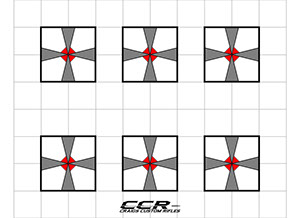 photo regarding Free Printable Turkey Shoot Targets identified as No cost Downloads Craigs Personalized Rifles CCR