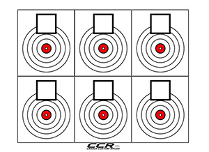 picture regarding Free Printable Turkey Shoot Targets called Free of charge Downloads Craigs Custom made Rifles CCR